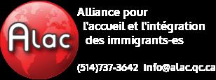 Alliance pour l\\\\\\\'accueil et l\\\\\\\'intégration des immigrants