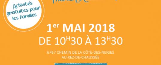 Journée québécoise des familles à Côte-des-Neiges